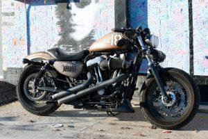pintar una moto